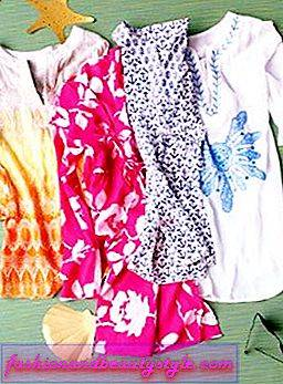 4 Breezy Beach Tunics