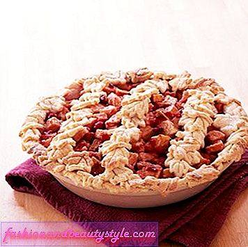 Crumb-Top Pear Pie