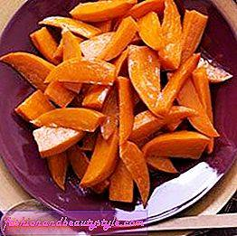 Sweet 'n' Spicy Sweet Potatoes