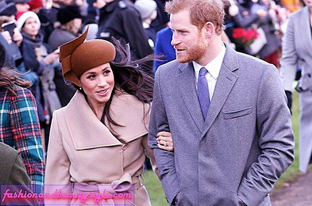 Książę Harry i Meghan Markle's Christmas Sounds Like It Was Picture-Perfect Fun